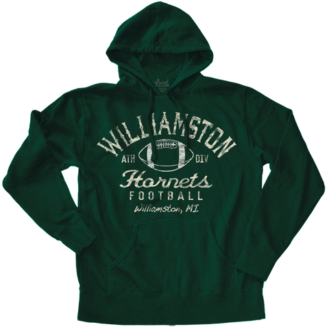 Williamston Youth Football Hoodie