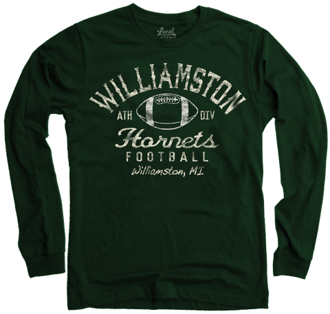 Williamston Football Long Sleeve