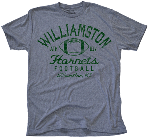Williamston Football T-Shirt