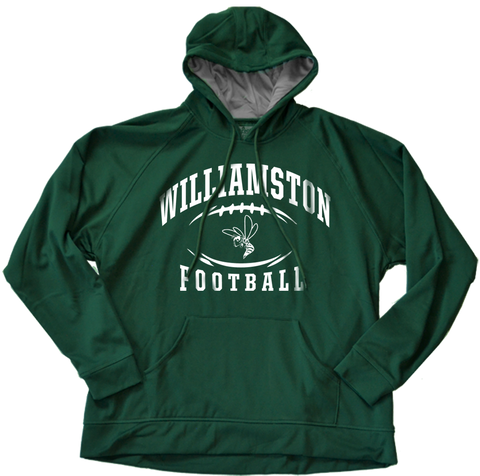 Williamston Football Performance Hoodie