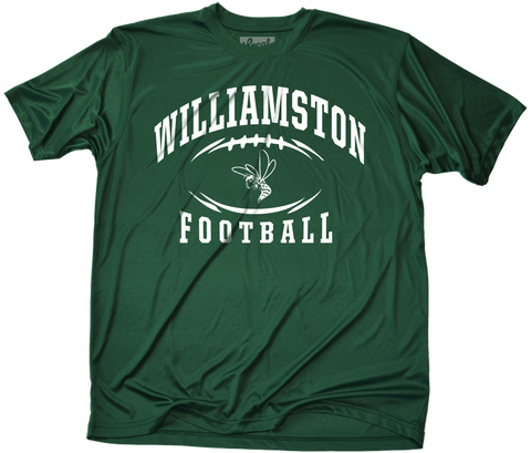 Williamston Football Performance T-Shirt