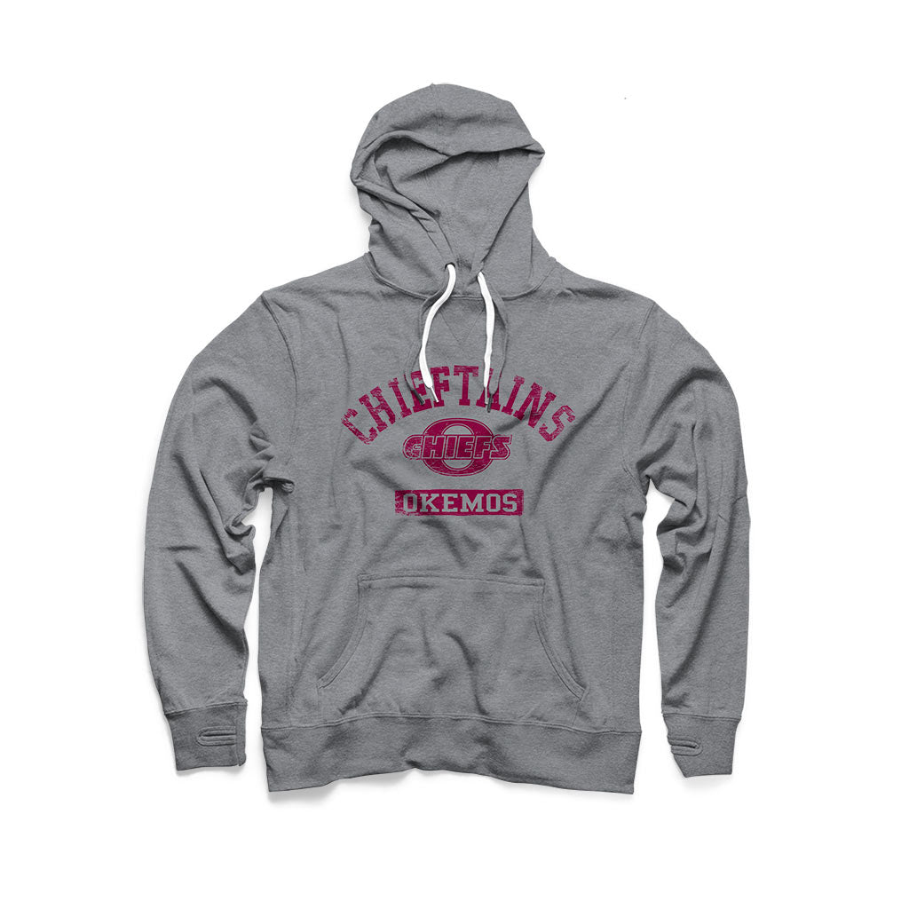 Okemos Unisex French Terry Hoodie