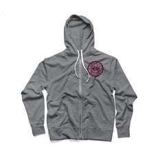 Okemos Unisex French Terry Zip Up Hoodie
