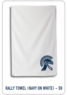 Trojan Sport Rally Towel - *******LIMITED TIME*******