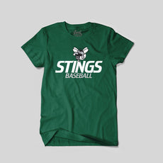Stings Youth Baseball T-Shirt