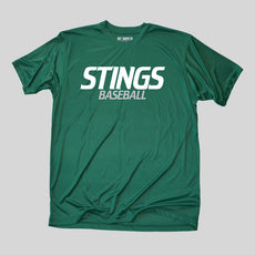 Stings Baseball Performance T-Shirt