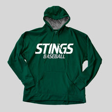 Stings Baseball Performance Hoodie