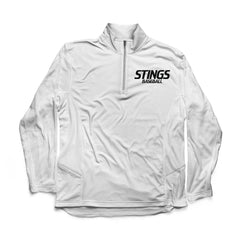 Stings 1/4 Zip Cool & Dry Performance Pullover