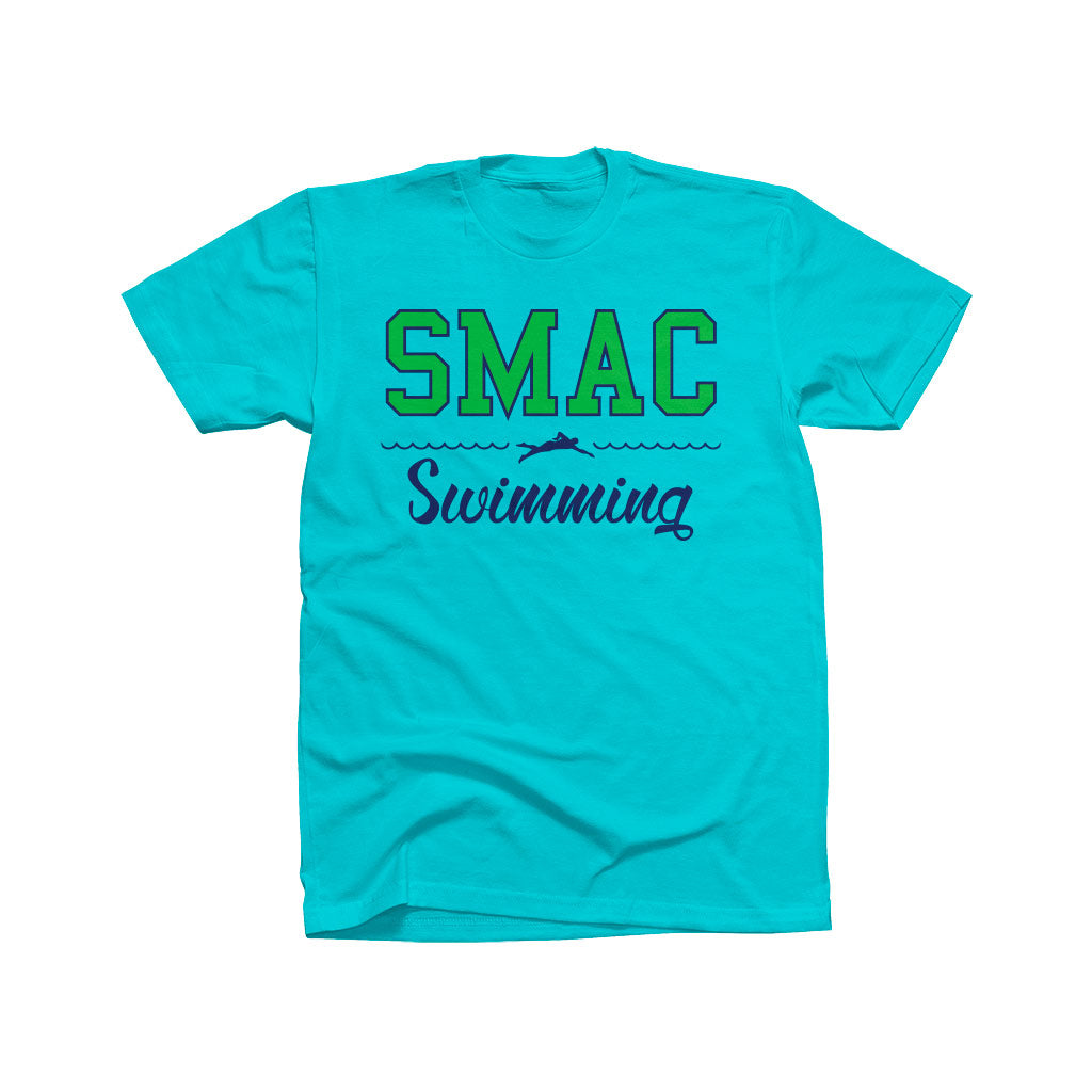 SMAC Men's Tee - 2018 Color way
