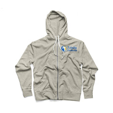Trinity Adult French Terry Zip Up Hoodie