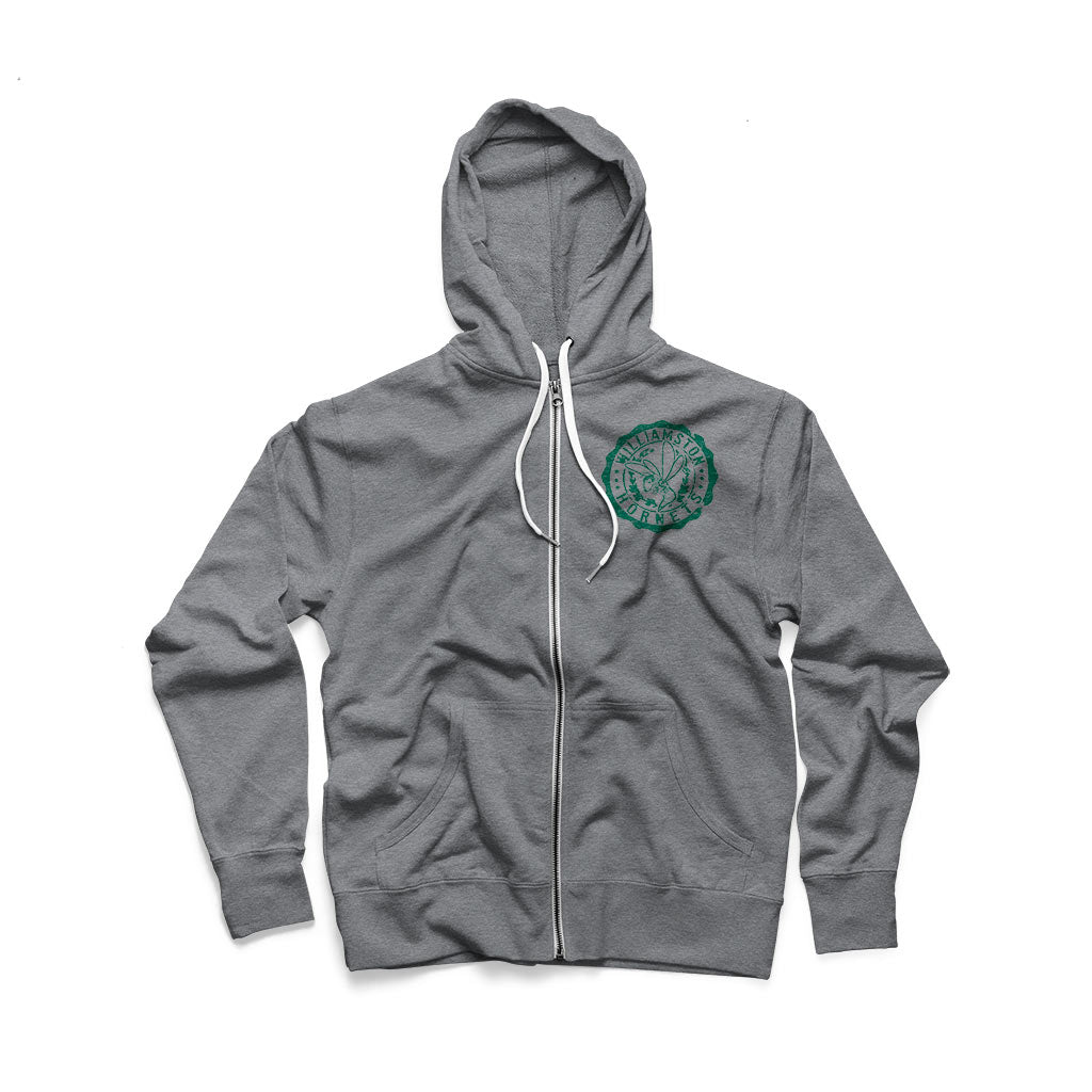 Williamston Unisex French Terry Zip Up Hoodie