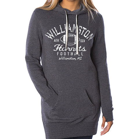 Williamston Football Women's Pullover Hoodie