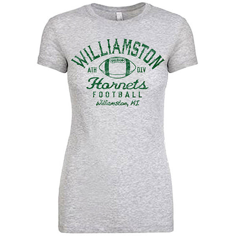Williamston Football Women's Long Tee