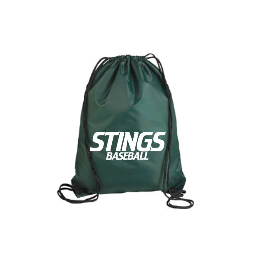 Stings Drawstring Backpack