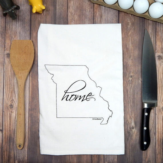 Home - Missouri - blue