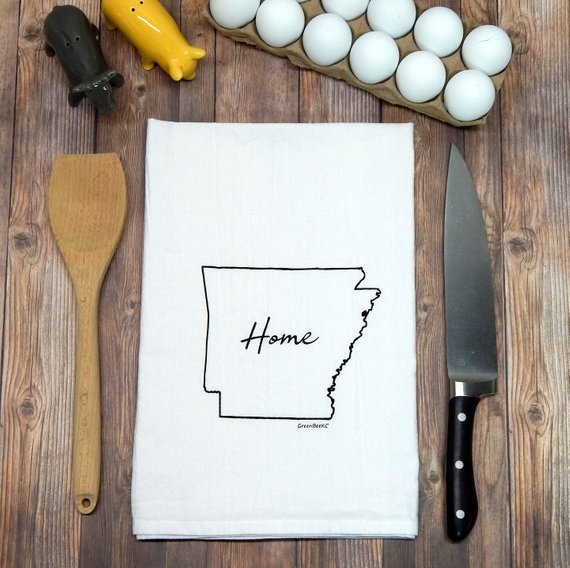 Home - Arkansas - black