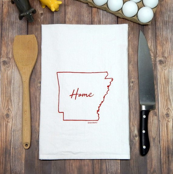 Home - Arkansas - red