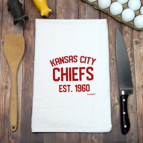 Chiefs Tea Towel