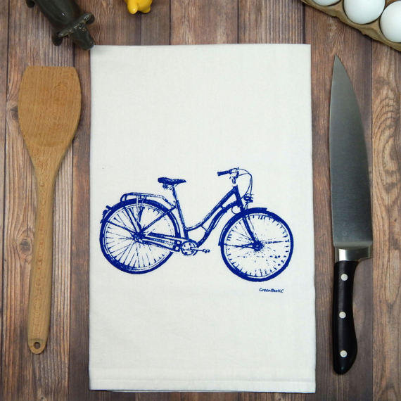 Bicycle - blue