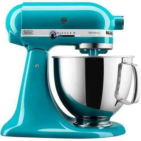-BRAND NEW- KitchenAid Artisan Series 5qt Tilt-Head Stand Mixer KSM150PS