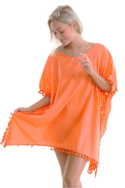 Tassel Beach Cover Ups