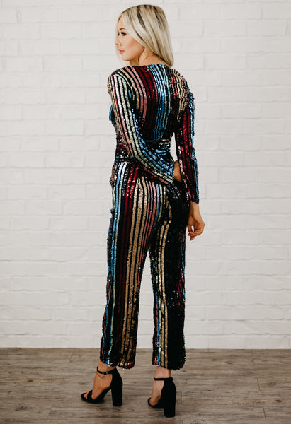 Party Like A Rock Star Jumpsuit