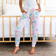 Load image into Gallery viewer, Tie Dye Joggers - Multicolor
