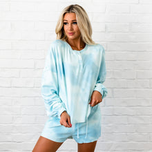 Load image into Gallery viewer, Pajama Set- Teal