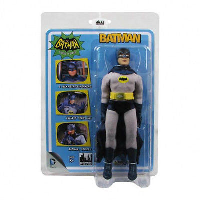 Batman Classic 1966 TV Series Batman Action Figure NEW AND SEALED