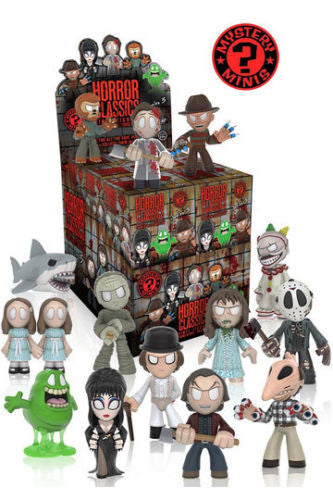 Horror Classics Mystery Mini Figures 6 cm Series 3