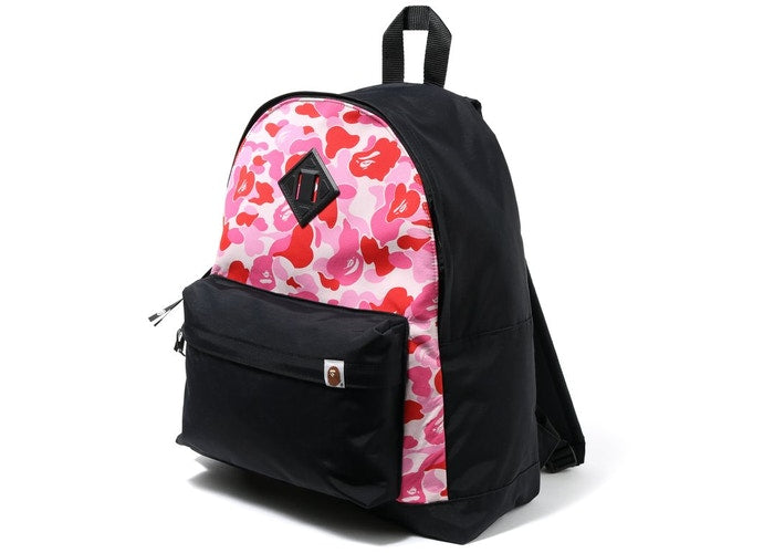 ABC Camo Day Pack Pink