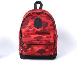 Ape Head Red Camo Backpack