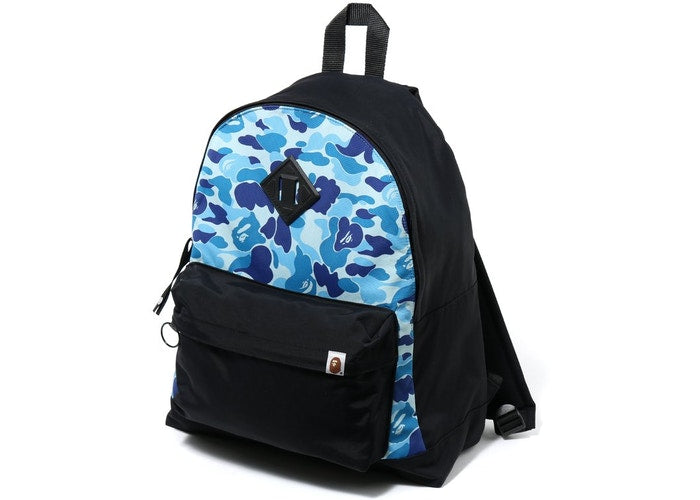 ABC Camo Day Pack Blue