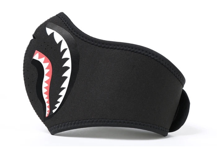 Shark Mask Split 1st Camo Green | Black