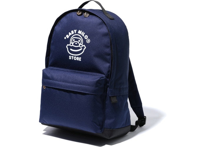 Baby Milo Store Backpack Navy