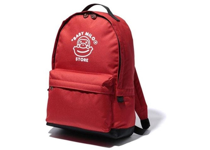 Baby Milo Store Backpack Red