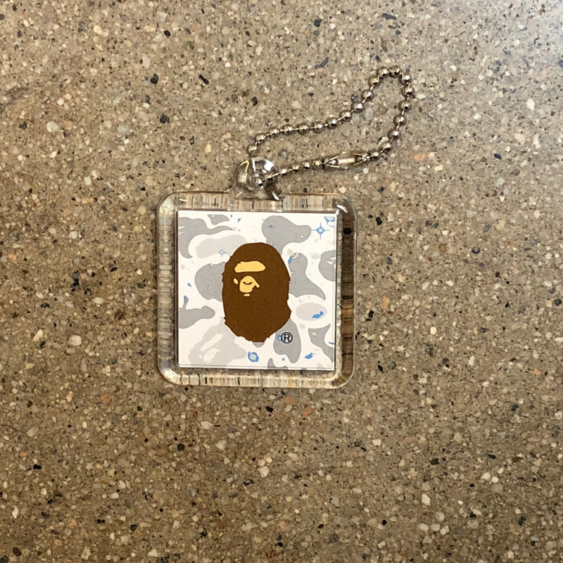 Ape Head Keychain - Exhibit A