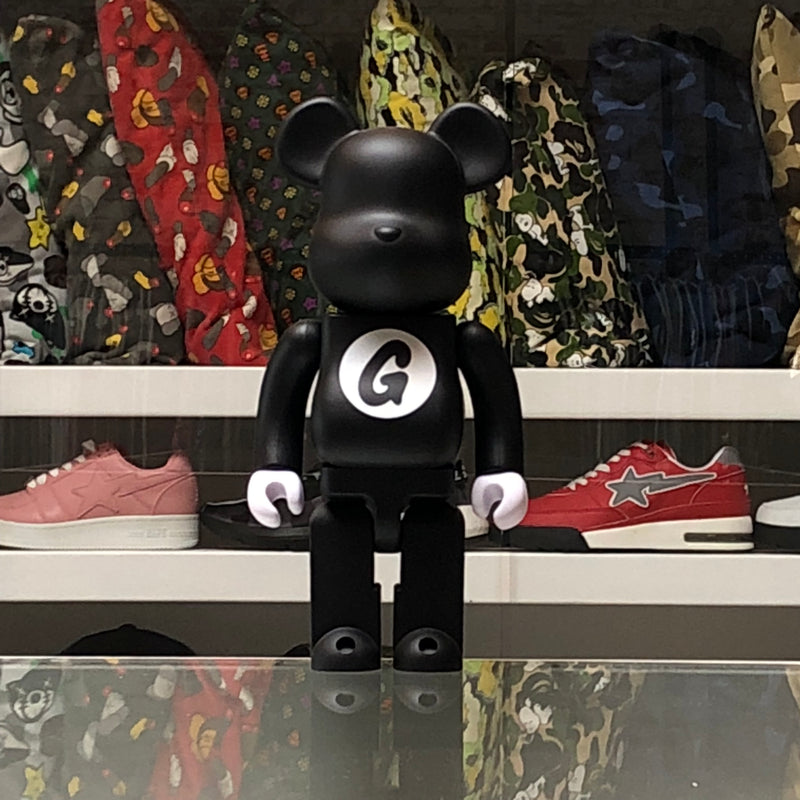 Good Enough 400% Bearbrick Black - Exhibit A