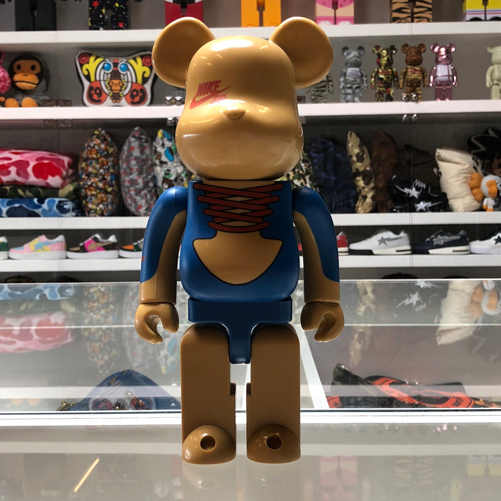 Nike SB 400% Bearbrick - Exhibit A
