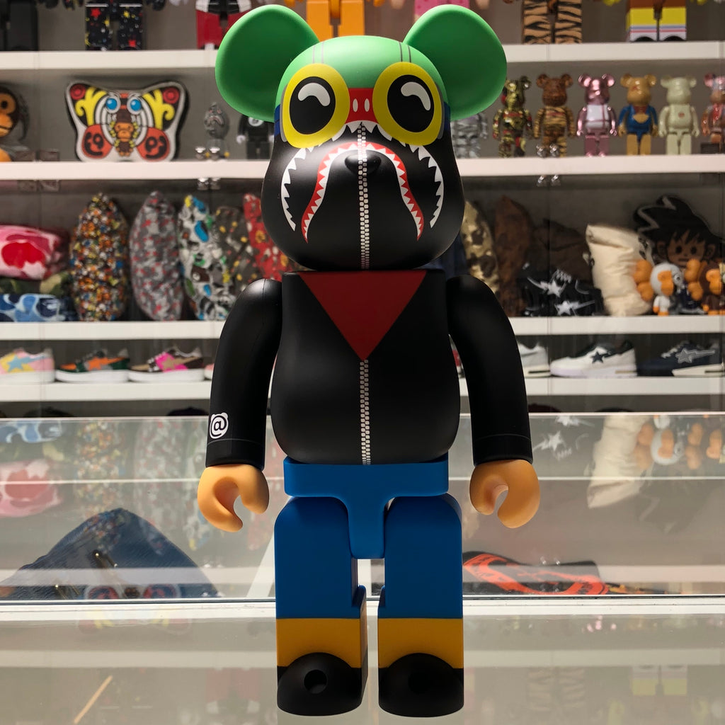 Bape Hebru Brantley 400% Bearbrick - Exhibit A