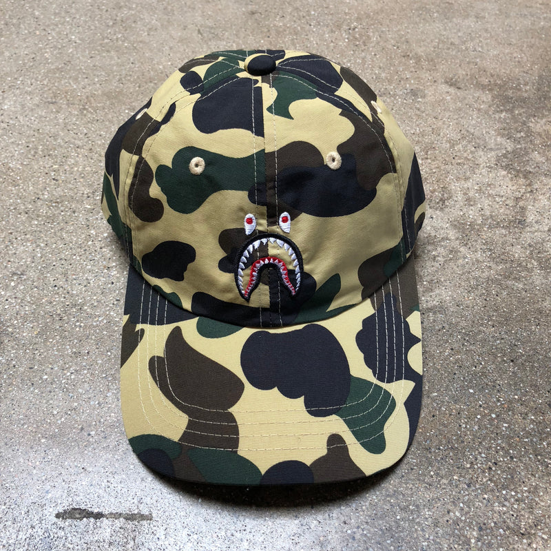 Bape 1st Camo Shark Cap - Exhibit A