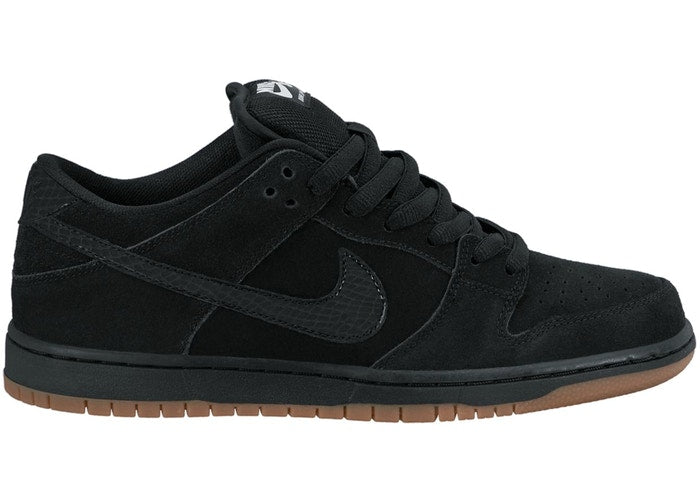 Nike Dunk SB Low Black Snake Gum
