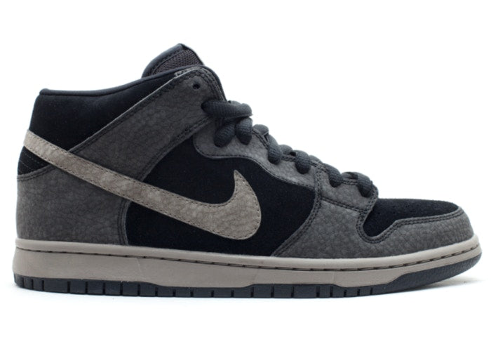 Nike Dunk SB Mid Black Iron White