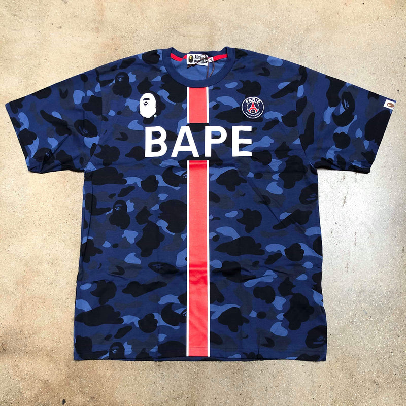 PSG Full Camo Navy - Exhibit A