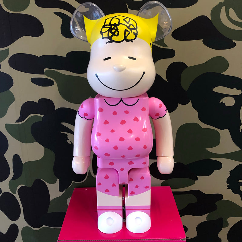 Peanuts Sally Brown 1000% Bearbrick - Exhibit A