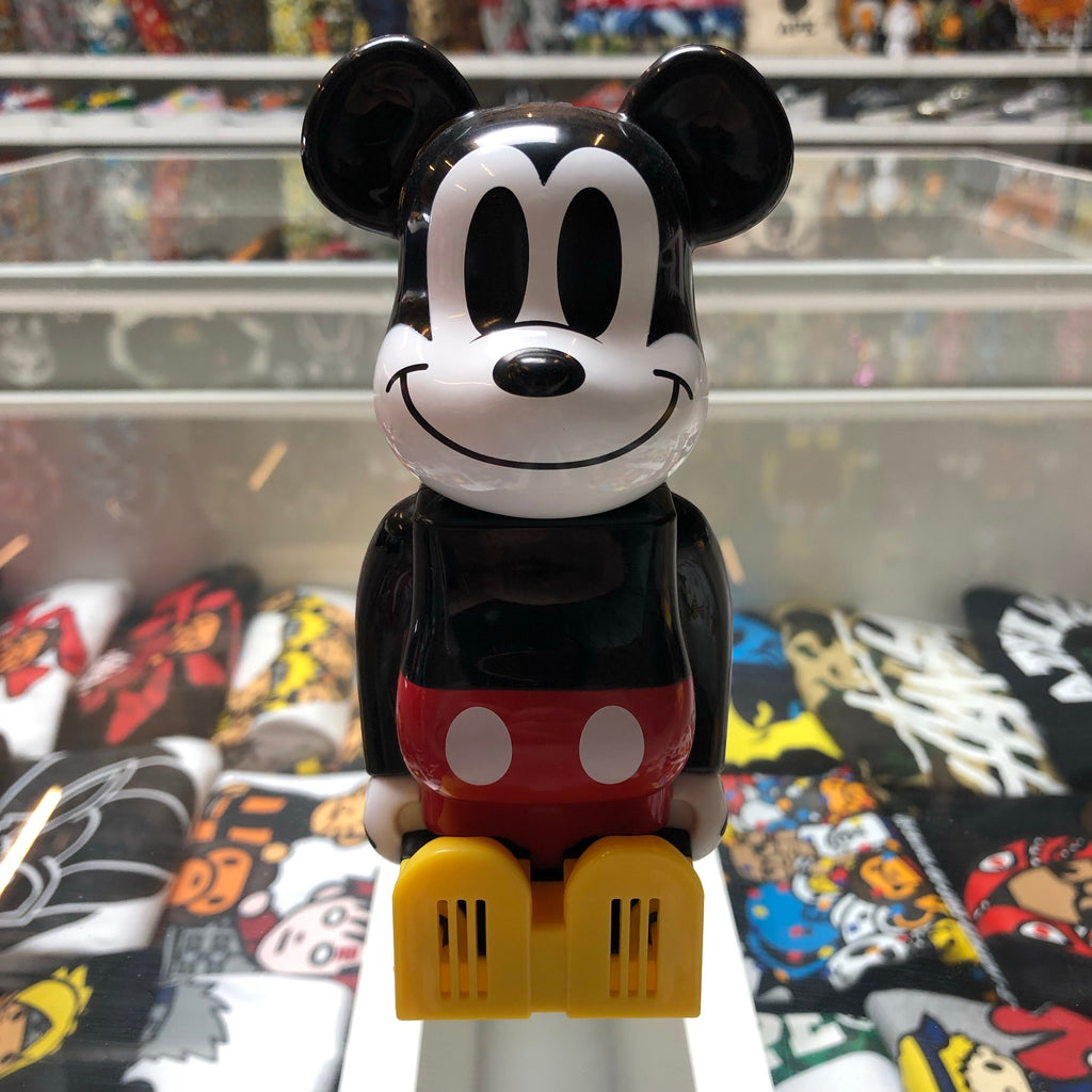 Cleveren 200% Bearbrick Air Freshener Mickey Mouse - Exhibit A