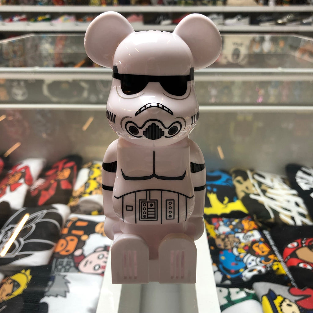 Cleveren 200% Bearbrick Air Freshener Stormtrooper - Exhibit A
