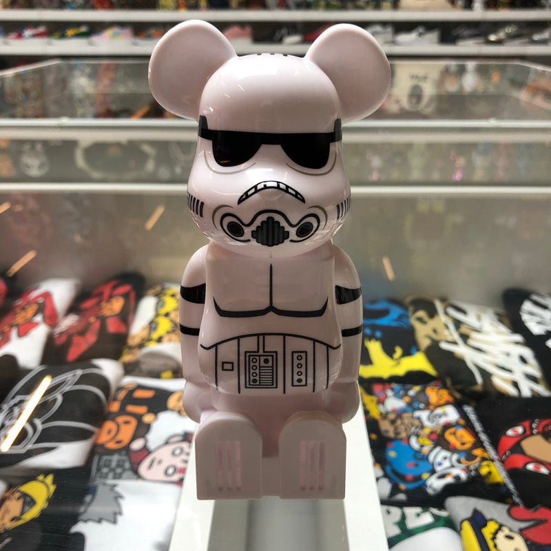 Good Enough 400% Bearbrick Black
