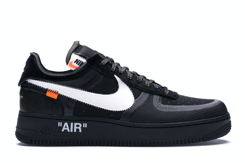 Nike Air Force 1 Low Off-White Black White