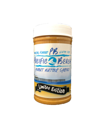 Limited Edition Flavored Peanut Butter Spread 12oz